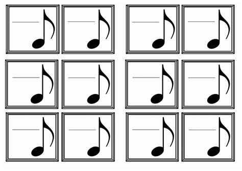 music birthday printable