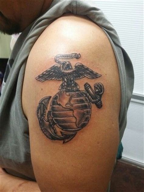 ega tattoo usmc ega my black and grey tattoos