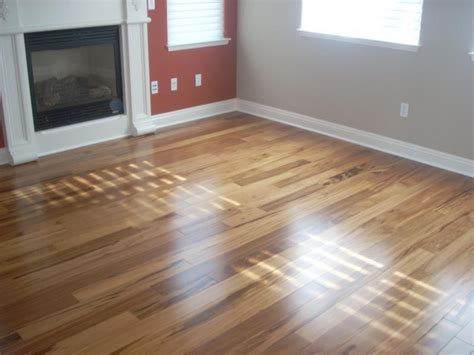 diy laminate floor installation project with various