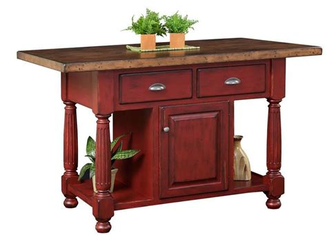 amish furniture kitchen island 1000 images about amish kitchen islands on