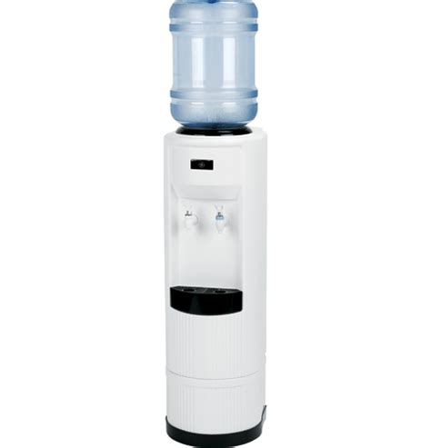 Room Temperature Water Cooler by Ge 174 Cold And Room Temperature Free Standing Water
