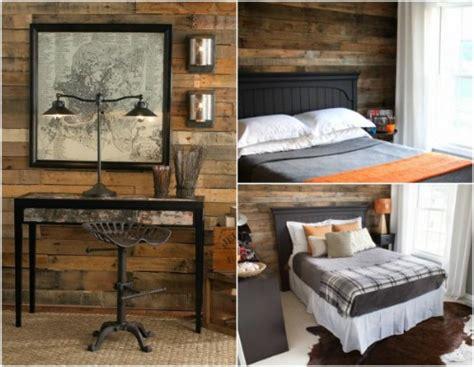Diy Rustic Bedroom Wall Decor 15 Creatively Genius Diy Wood Walls Diy Crafts