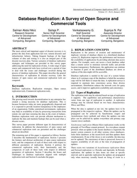 research paper database research paper database