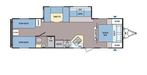 coleman travel trailers floor plans new 2017 coleman coleman cts295qbwe travel trailer for