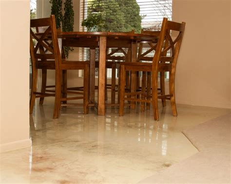 Epoxy Flooring Dining Room 61 Best Images About Epoxy Flooring On Diy