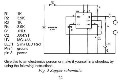 hulda clark zapper schematic how to make your own zapper the truth denied