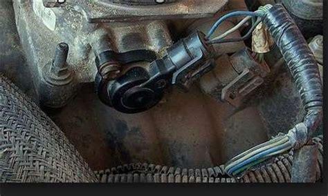 2005 Trailblazer Throttle Position Sensor by Chevrolet Trailblazer Ext Camshaft Position Sensor