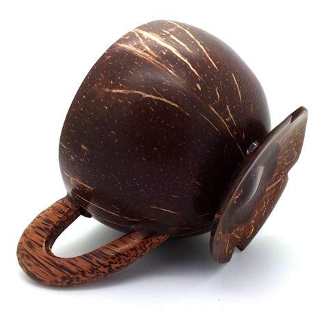 Gelas Batok Kelapa jual gelas cangkir batok kelapa ca01 modemku mega sarana