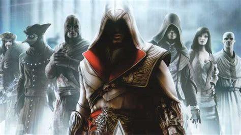 Kaos Assasins Creed Assasins 12 assassin s creed brotherhood review