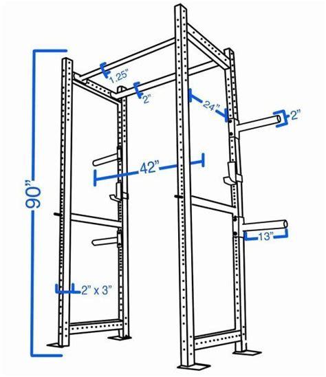 Power Rack Design by Die Besten 17 Ideen Zu Power Rack Auf Hauseigene Fitnessstudio Garage Hauseigene