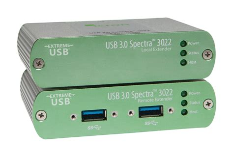 l adds usb 3 0 fiber extender spectra tm system by icron