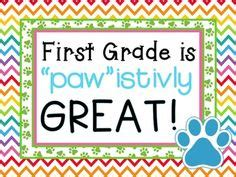 Paw Print Classroom Decorations 1000 Images About Classroom Themes On Pinterest