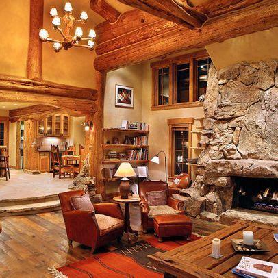 Home Interiors Ideas Photos Log Home Masterbedroom Design Pictures Remodel Decor