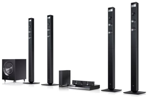 Lg 3d Home Theater Bh9320h lg launches new home theater systems with advanced cinema 3d sound technology hardwarezone my