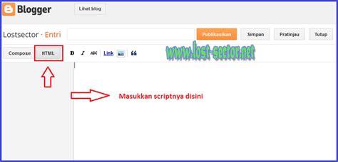 Js Atas 2color Vi cara memasang parser html javascript tool pada