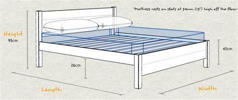 Bed Height by Oxford Bed Get Laid Beds