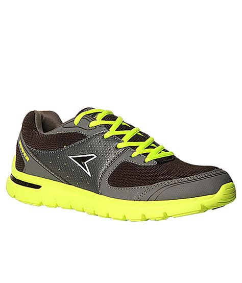 power sport shoes power black sport shoes price in india buy power black