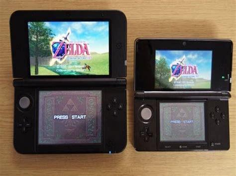 Y 3ds Nintendo diferencias entre nintendo 3ds y 3ds xl