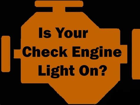 my check engine light is on is it dangerous to drive with my check engine light on