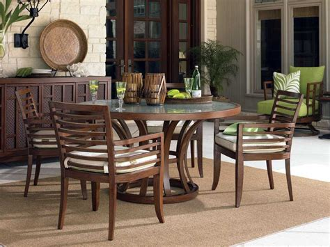 bahama outdoor dining set bahama outdoor club pacifica aluminum dining