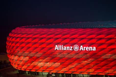 beleuchtung rasen stadion allianz arena beleuchtung pictures gt gt dynamische