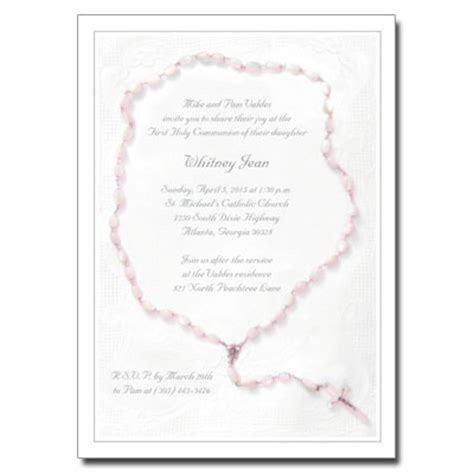 Holy Communion Thank You Cards Template by Communion For