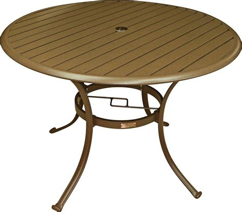Outdoor Table Ls For Patio Panama Island 42 Outdoor Patio Table