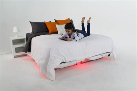 bed tech be amazed by these smart hi tech beds the smart home decor