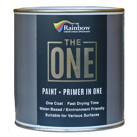 chalk paint top coat the one satin 250ml luxurious one coat paint primer
