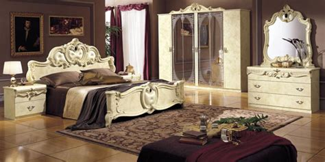 decorate  baroque style bedroom groomed home