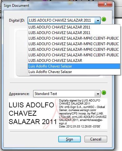 firma digital de documentos certisur e sign soporte