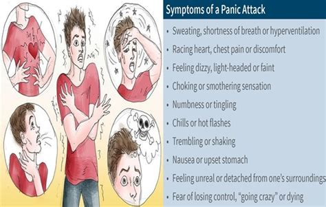 signs   panic attack health