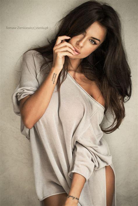 hot tattoo placement sensual by zieniu natalia siwiec by zieniu on deviantart
