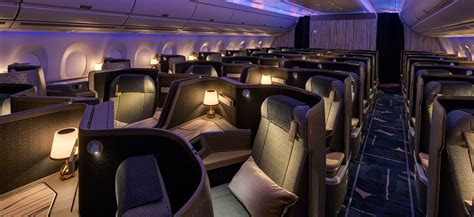 cheap business class flights to europe with complete flat bed