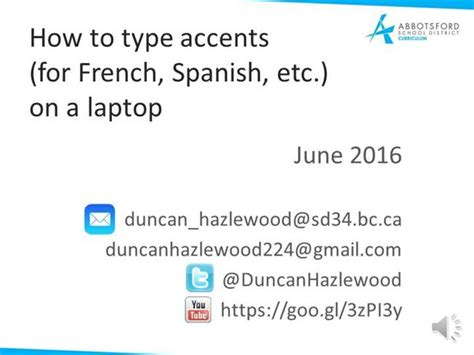 how to type accents fluently without alt codes using