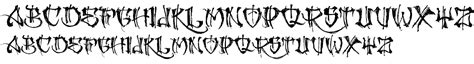 tattoo fonts billy argel free fonts by billy argel fonts