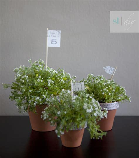 55 wedding centerpieces ideas on a budget - Wedding Flower Pot Centerpiece Ideas