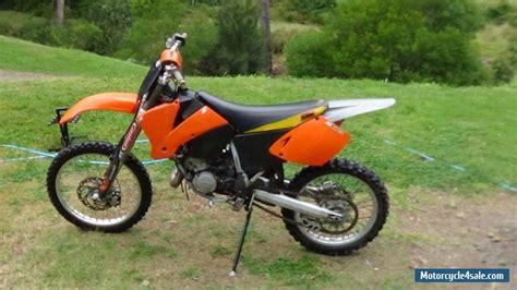 Ktm Dirt Bikes Australia Ktm Sx For Sale In Australia