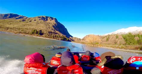 jet boat tour queenstown new zealand jet boat experience on shotover river queenstown in new
