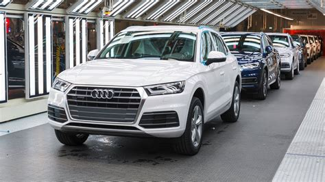 Audi Produktion by 2017 Audi Q5 Production