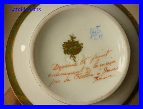 le porzellan porzellan le tallec kleine kanne 1976