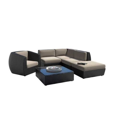curved sectional sofa with chaise curved 6 pc sectional chaise lounge chair patio set pps