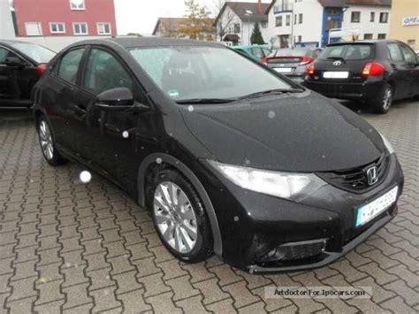 2013 honda civic 1 4 i vtec sport car photo and specs