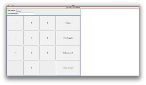 java layout gridbaglayout java swing gridbaglayout component resizing stack overflow