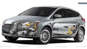 Ev Ford Focus Ev System Detailed Wallpaper