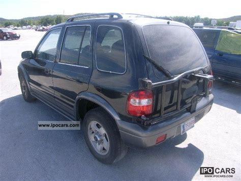 Kia Sportage 2002 Specs 2002 Kia Sportage Car Photo And Specs