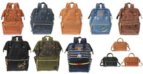 Tas Anello Dari Jepang koleksi terbaru anello disney backpack dari jepang airfrov