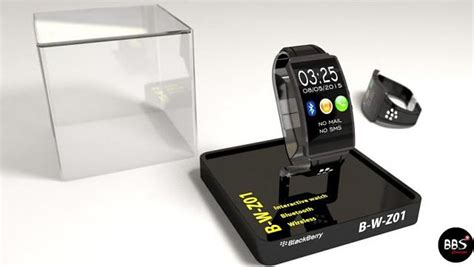 Smartwatch Blackberry bbs smartwatch concept our new creation 14th june blackberry forums at crackberry