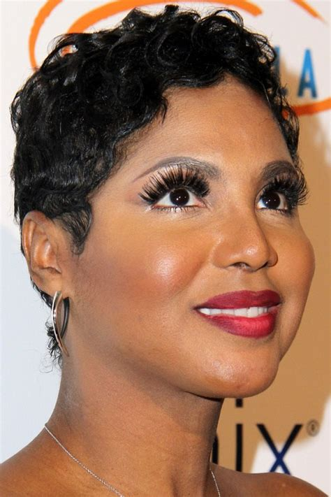 disarray hair style toni and how to achieve toni braxton short hair short hairstyle 2013