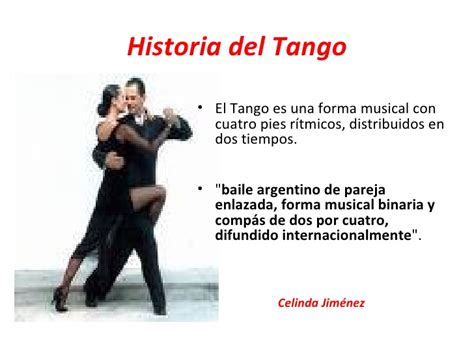 el tango de la 8490626588 historia del tango